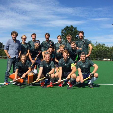 Lions_hockey team heren_sportteam